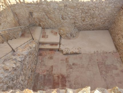 Consolidación y restauración del ámbito de Sant Francesc y la Pardala del Castillo de Morella (1º Concurso) Image