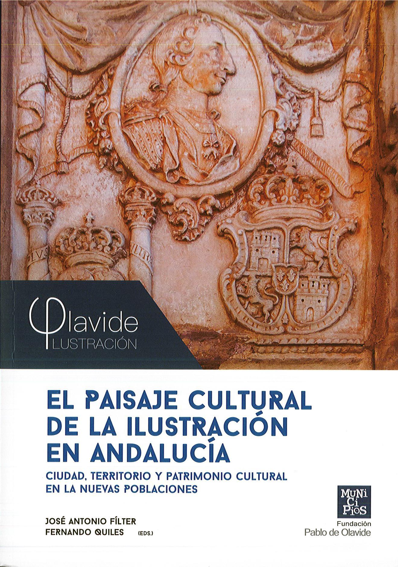 Portada El Paisaje Cultural de la Ilustración en Andalucía